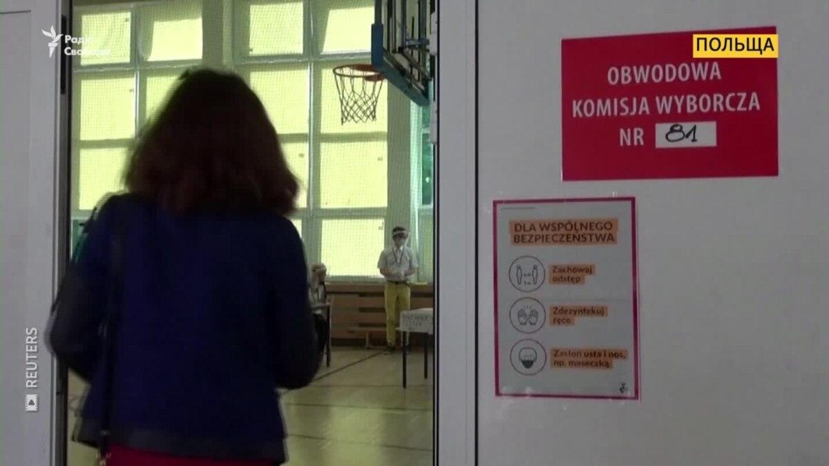 Как голосовали поляки во втором туре выборов президента - видео