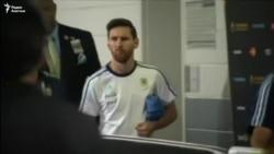 Мессӣ аз мунтахаби Аргентина рафт