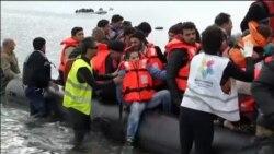 Migranti i dalje stižu preko mora u Grčku