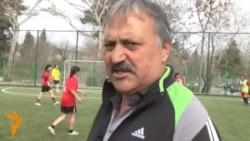 Сӯҳбати Сулаймон Бобокалонов, сармураббии дастаи футболи занонаи Тоҷикистон
