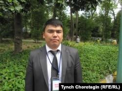 Тарыхчы Абдрасул Исаков. Түркия. 11.5.2012.
