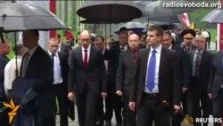 Керівництво України вшанувало пам'ять депортованих кримських татар