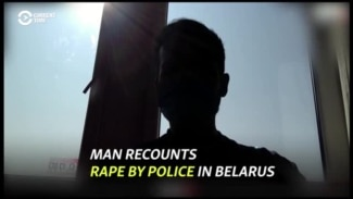 Man Recounts Rape By Police In Belarus