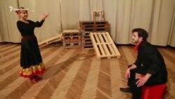 Крымчанка во Львове создала театр «Domus» (видео)