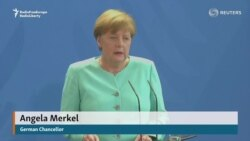 Merkel Says U.K. Referendum A 'Blow' But EU Can Cope