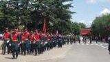 Цхинвальцы дождались парада