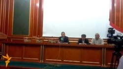Виктор Никитюк , сафири Украина дар Тоҷикистон