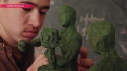 Нищета художественных школ в Кыргызстане