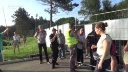 Građani protiv seče stabala: 'Košutnjak zove'