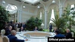 ЕАЭБнын саммити. Москва шаары. 8-май, 2015-жыл
