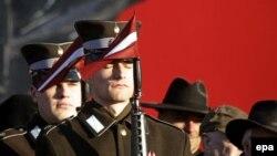 Parada militară de la Riga