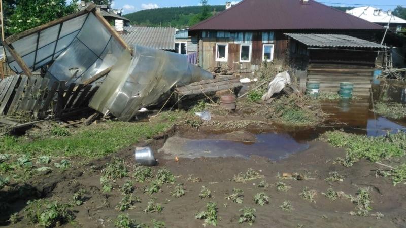 Россия: в Иркутской области после наводнения расследуют факты мародерства