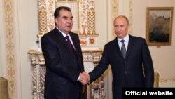 Последняя встреча Рахмона и Путина в Ново-Огарево состоялась 1 августа