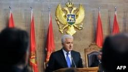 Kryeministri i Malit të Zi, Dushko Markoviq.