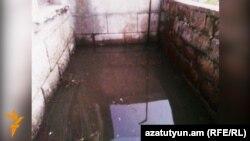 Վարդաշենի 4-րդ փողոցի որոշ տների նկուղներն ամբողջությամբ ջրի մեջ են