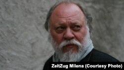 Ігар Памяранцаў. Copyright Milena Findeis, www.zeitzug.com