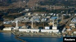 АЕС «Фукусіма-1» через два роки після аварії, 11 березня 2013 року