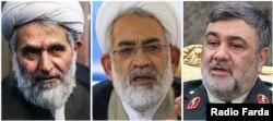سه عضو شورای امنیت کشور که در سرکوب میدانی معترضان نقش دارند