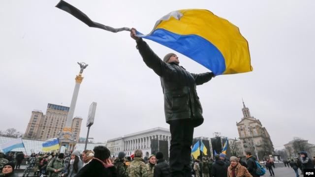 Киев. 20 февраля 2015 года.