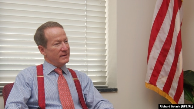 William Brownfield, the U.S. assistant secretary of state in the Bureau of International Narcotics and Law Enforcement