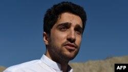 Ahmad Masud, djali i komandantit të ushtrisë talibane,Ahmad Shah Masudi.