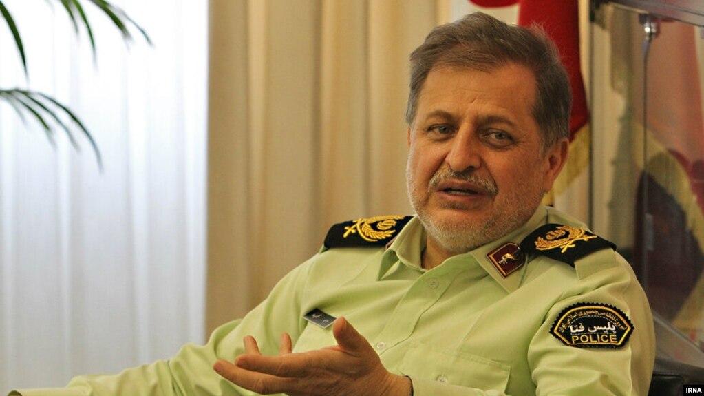 وحید مجید، رئیس پلیس فتای نیروی انتظامی