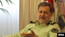 Iran- Vahid Majid,Iranian Cyber police chief