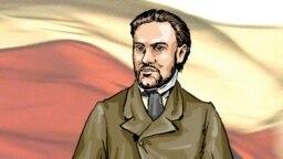 Кастусь Каліноўскі, ілюстрацыя
