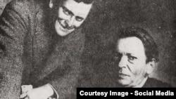 Împreună cu George Enescu