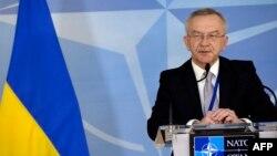 Голова української місії при НАТО Ігор Долгов