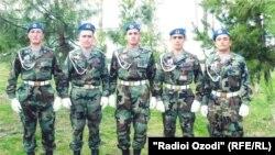 фото Хабибулло Намозова (в середине)