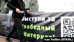 Интернет-сообщество России против закона о борьбе с пиратством