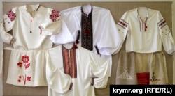 Вишивка української майстрині Віри Роїк