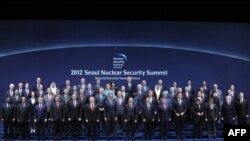 ბირთვული უსაფრთხოების სამიტის მონაწილენი