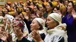 "Türkmenistanda ""Ene mähri"" diýen hormatly ady kimler alyp bilýär?"