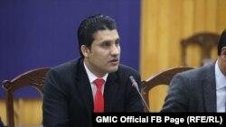 فیروز بشری رئیس مرکز اطلاعات و رسانههای حکومت