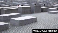 Мемориал Холокоста в Берлине. Иллюстративное фото.