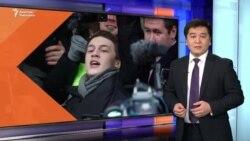 Путинди сындаган студент кесилди
