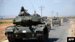 عملیات نظامی ترکیه در خاک سوریه موجب نگرانی گروهی از کنشگران ایرانی از وضعیت کردهای سوریه شده است