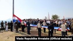 Sa središnje proslave u Kninu, 5. kolovoz 2013.