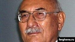Знаменитый узбекский кинорежиссер Шухрат Аббасов.