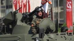 Парад в Москве: торжество без гостей