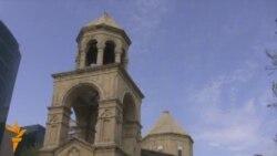 Bakıda erməni kilsəsi