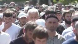 Зелимхана Хангошвили похоронили в Грузии
