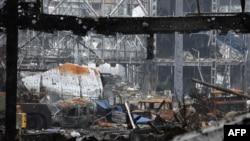 Донецький аеропеорт, архівне фото
