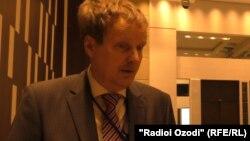 Андрей Рихтер, директор Бюро Представителя ОБСЕ по вопросам свободы СМИ.