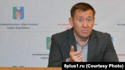 Глава Барабинска Максим Овсянников