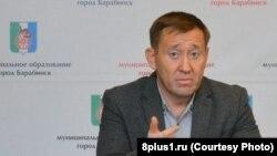 Экс-глава Барабинска Максим Овсянников