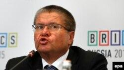 Ресей экономика министрі Алексей Улюкаев.