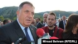 Izetbegović zabavlja javnost: Milorad Dodik